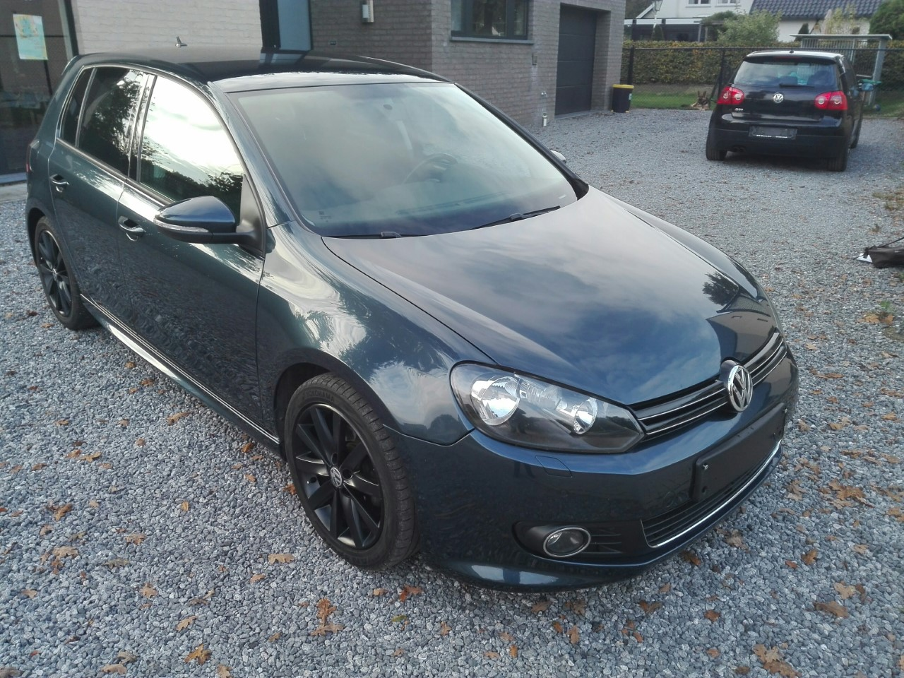 vw golf 6 r line 1 6 tdi 2012 navi enz auto 39 s hein. Black Bedroom Furniture Sets. Home Design Ideas